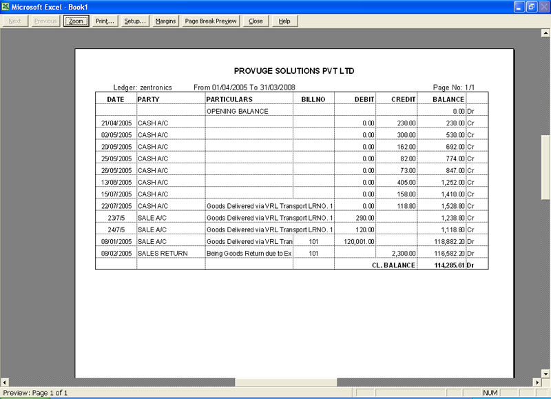 daily_wages management Software Pay Sheet Data entry Screen