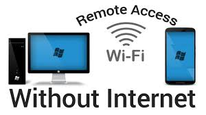 Remote Access Wi Fi Software
